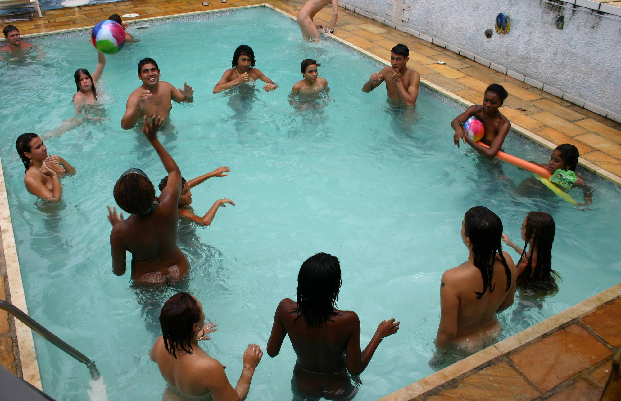 Brazilian Pools Overview - 2