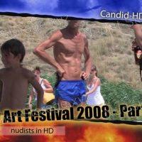 Body Art Festival 2008 – Part 1