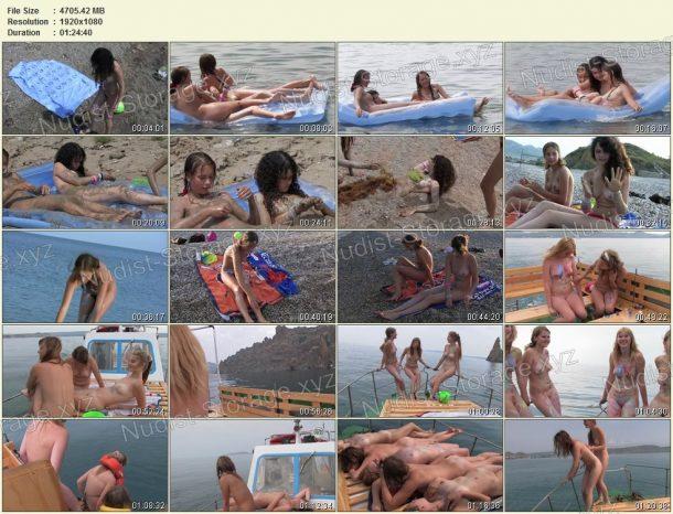 Thumbnails of Body Art Nudist Beach - Part 2 1