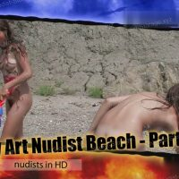 Body Art Nudist Beach – Part 2