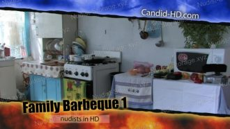 Candid-HD.com - Family Barbeque 1