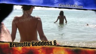 Candid-HD.com - Brunette Goddess 6