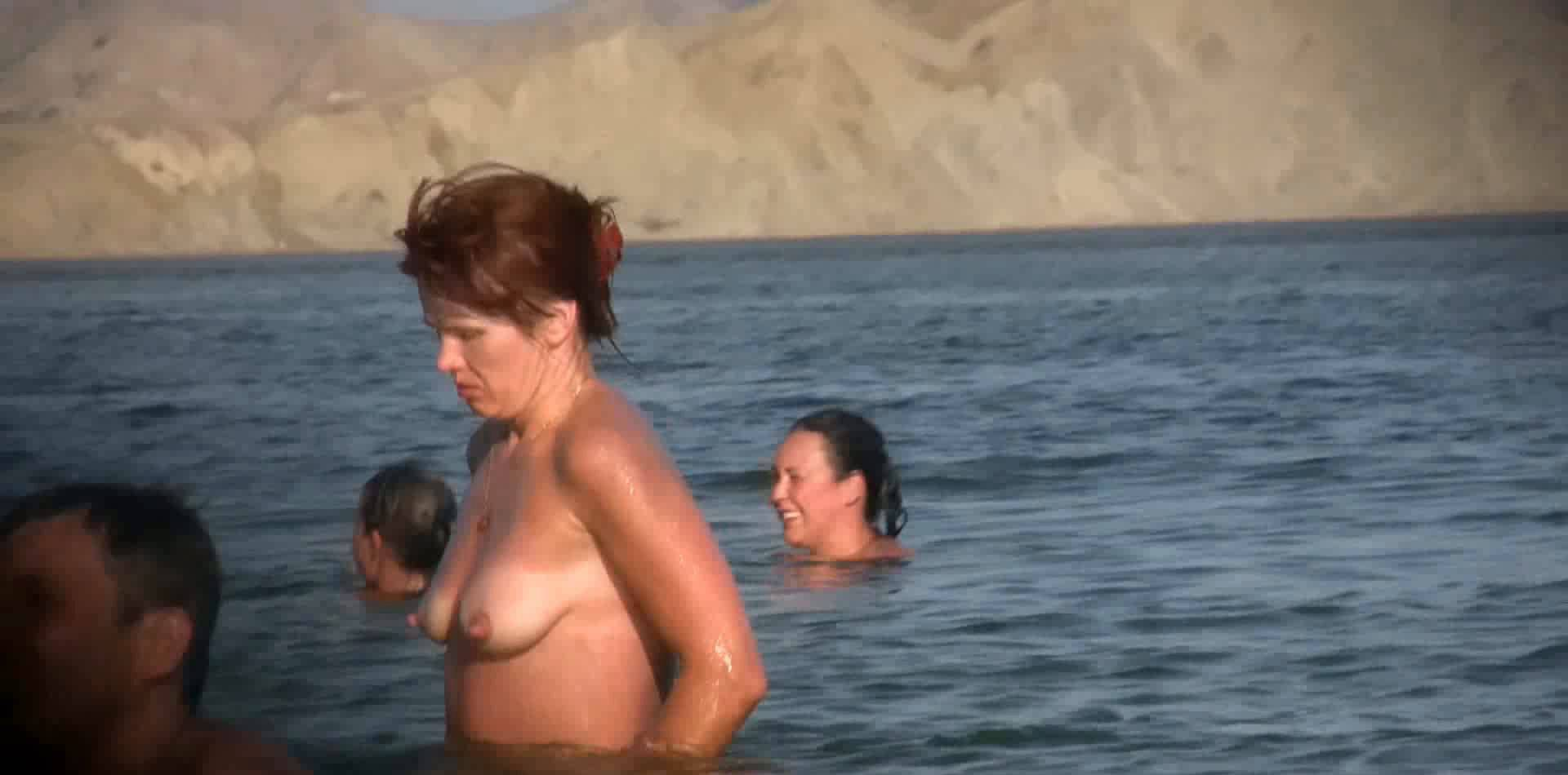 Candid Family Nudism 3 - 1