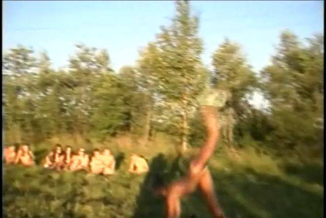 RussianBare Videos Castle Naturism - Naturism in Russia 2000 Series - 2