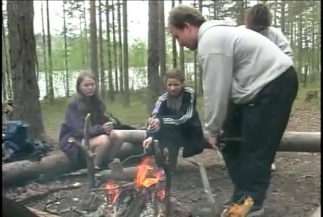Castle Naturism - Naturism in Russia 2000 Series - 1