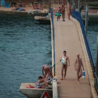 Crete FKK Bridge Crossing