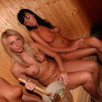 Cyprus Sauna Relaxation