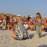 Daytime Tribal Dancing