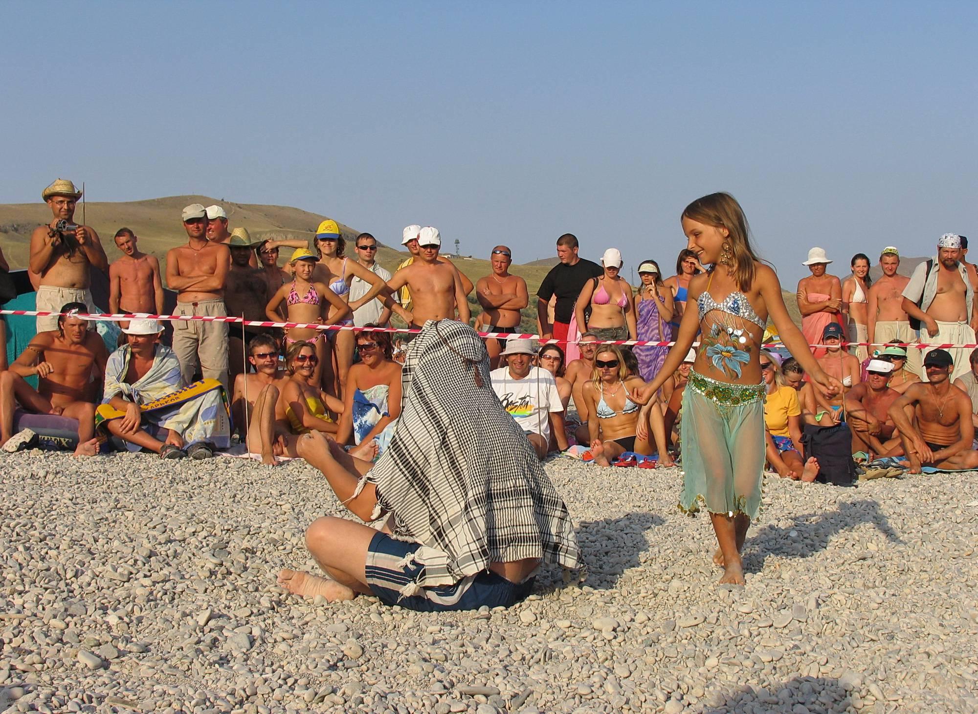 Daytime Tribal Dancing - 1