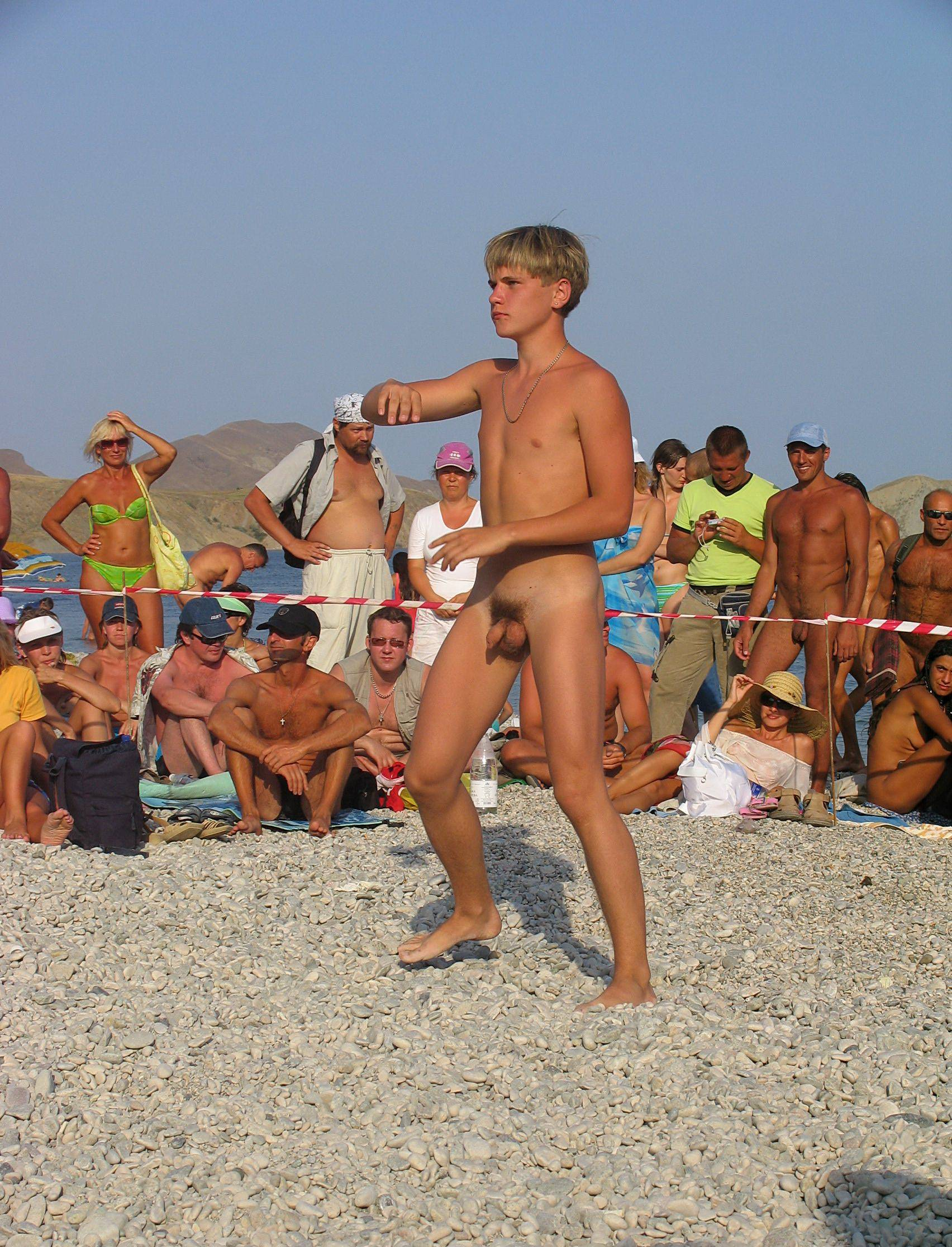 Nudist Gallery Daytime Tribal Dancing - 2