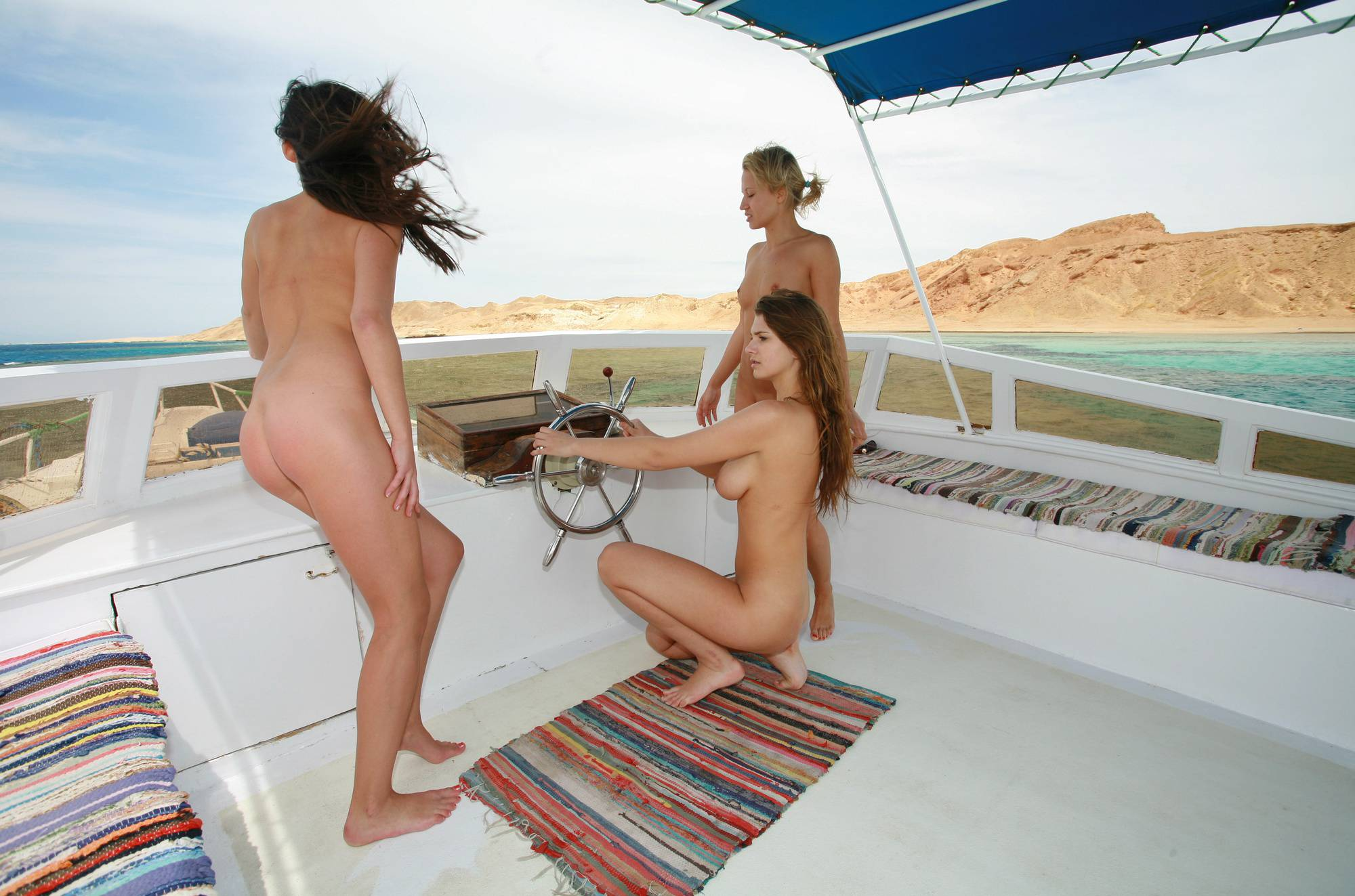 Nudist Gallery Egyptian Mattress Break - 1