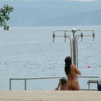 FKK Europe Public Shower