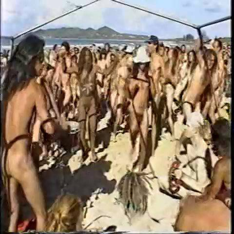 Naked Celebrations - 1