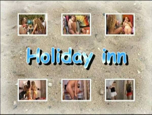 Nudist Videos Holiday Inn (Lea and Sister) - Poster