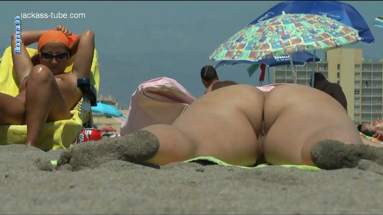 Nudist Movies Jackass Nude Beach HD-11 - 1