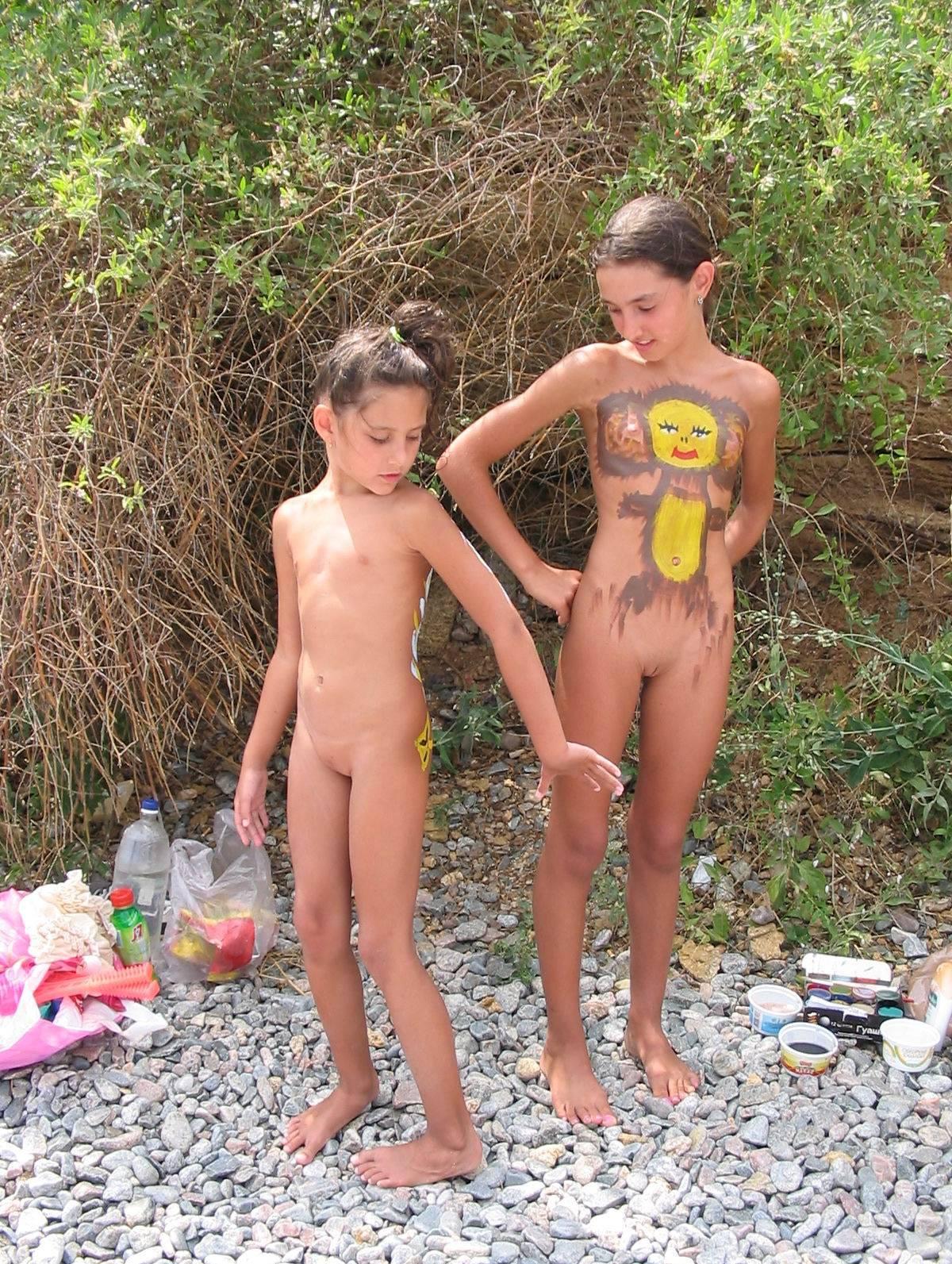 Kids Cheburashka Paints - 2