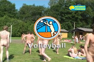 Naturist Freedom - Volleyball