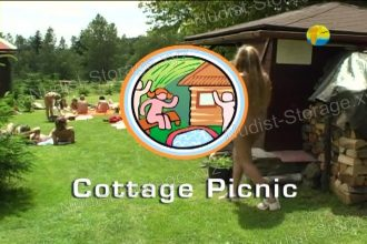 Cottage Picnic - Naturist Freedom