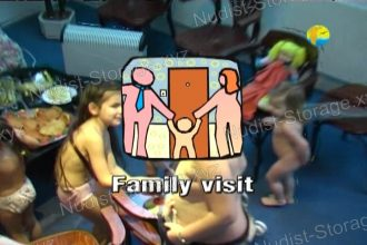 Family Visit - Naturist Freedom