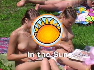 In the Sun - Naturist Freedom