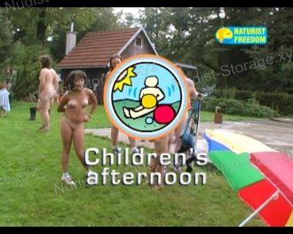 Children's Afternoon - Naturist Freedom
