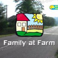 Family at Farm