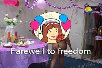 Farewell to freedom - Naturist Freedom