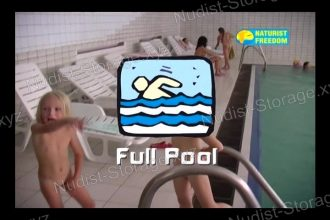 Full Pool - Naturist Freedom