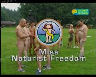 Miss Naturist Freedom - Naturist Freedom
