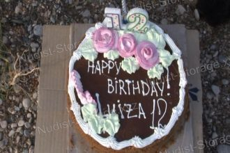 AWWC - Happy Birthday Luiza