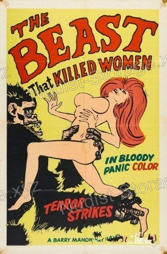 The Beast That Killed Women