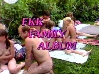 Eurovid - Fkk Family Album 1994