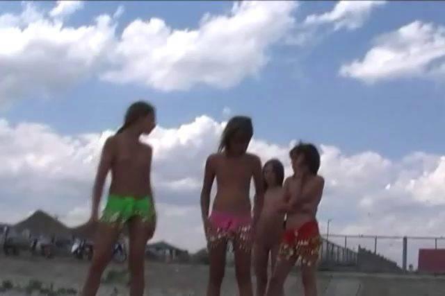 RussianBare Videos Naked Tracks Across The Crimea - 2
