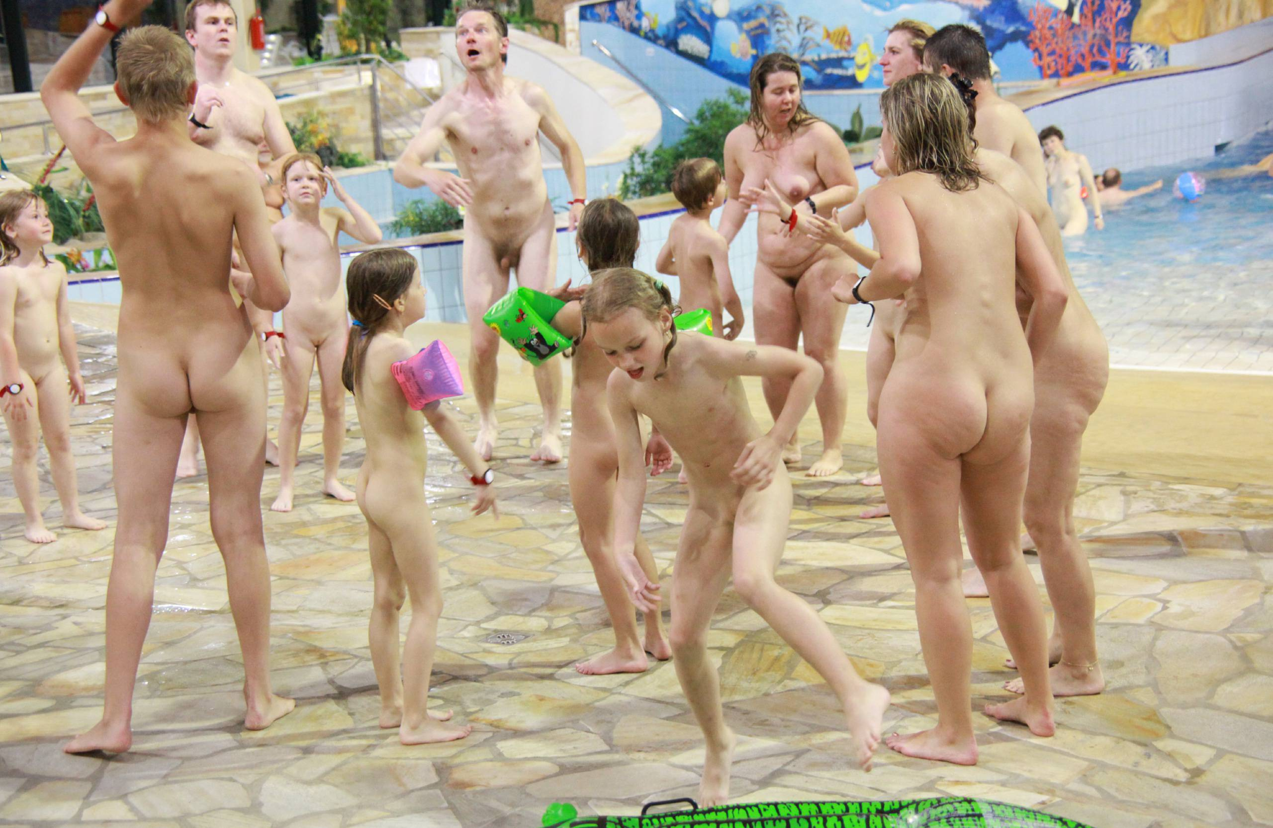 Naturist Party Games - 2