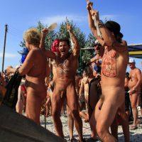 Neptune Nudist Sidelines