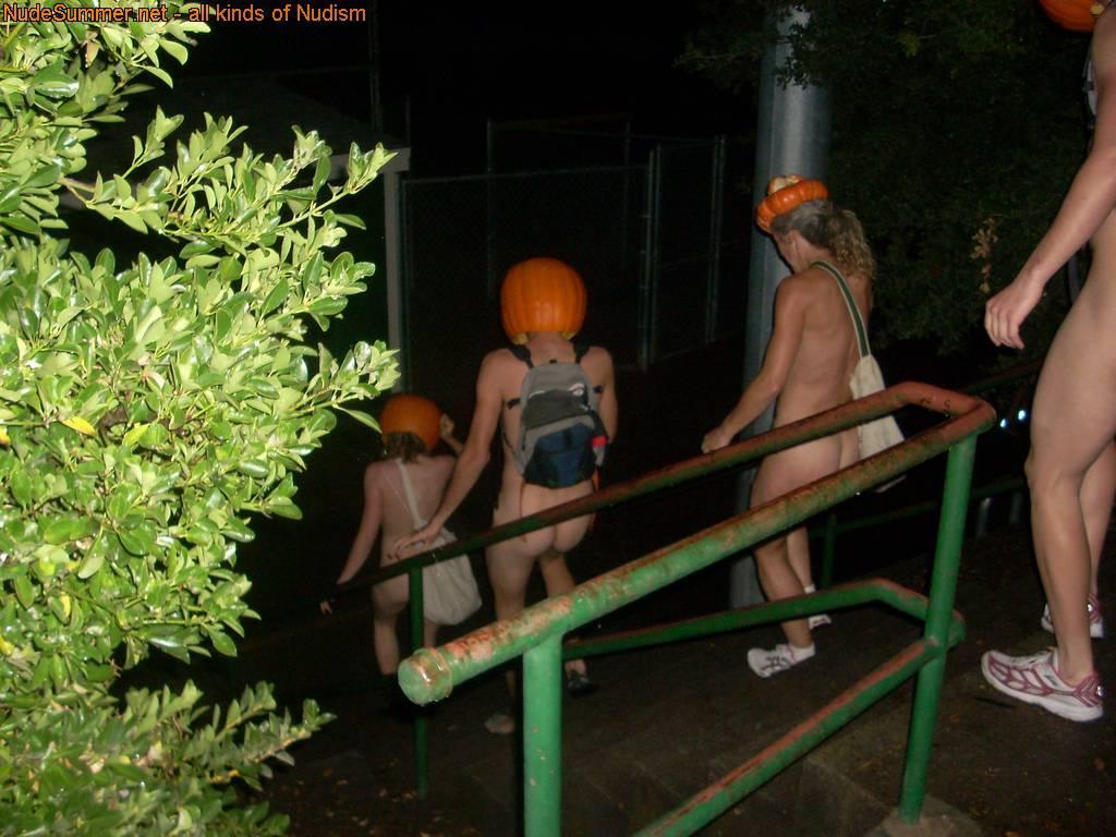 Nude Pumpkin Runners (NPR) - 1