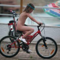 Nude Walk and Biking Trail