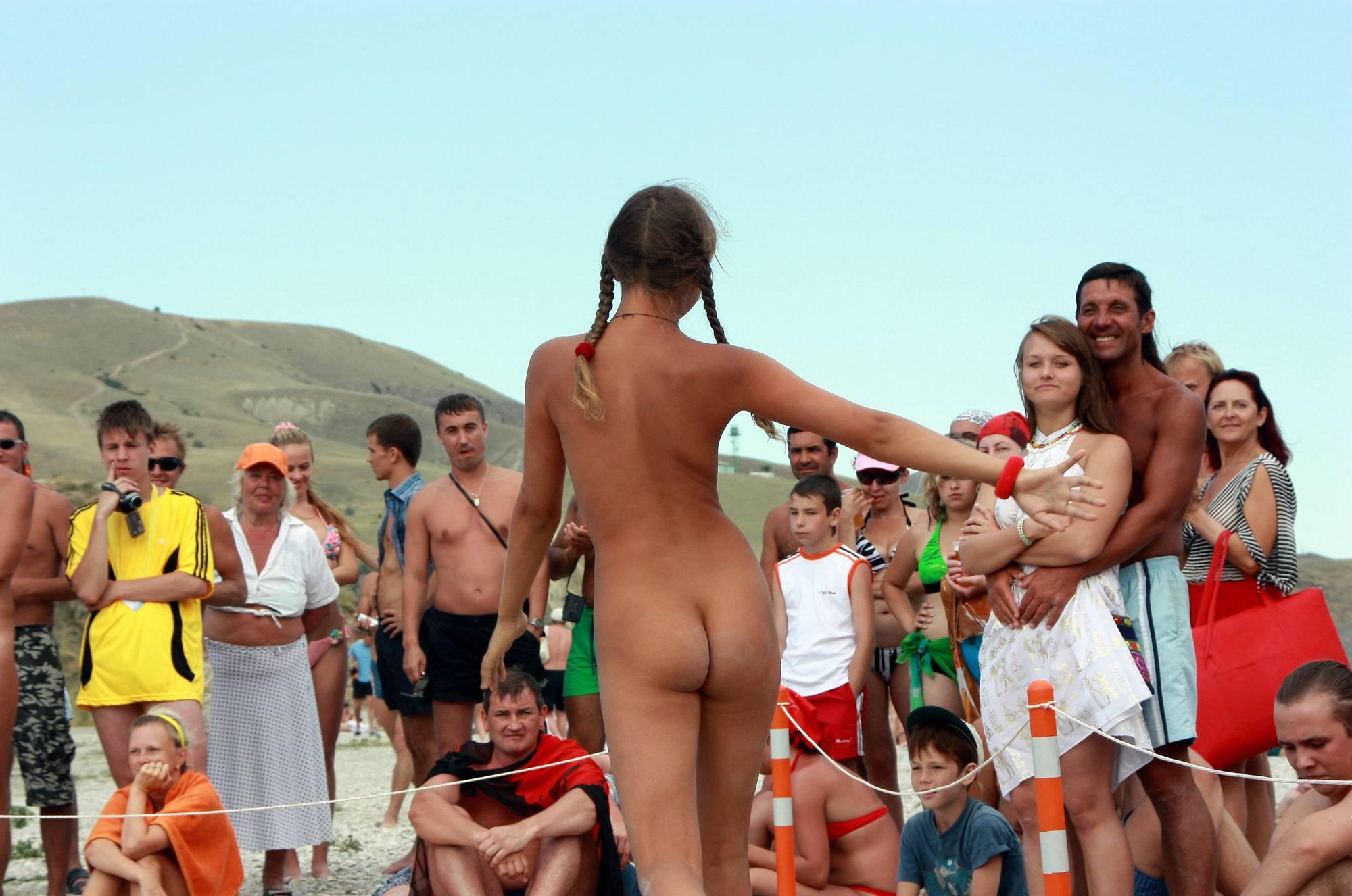 Nudist Gallery Nudist Braid Beach Stride - 2