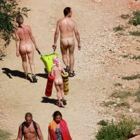 Nudist Family Deportation