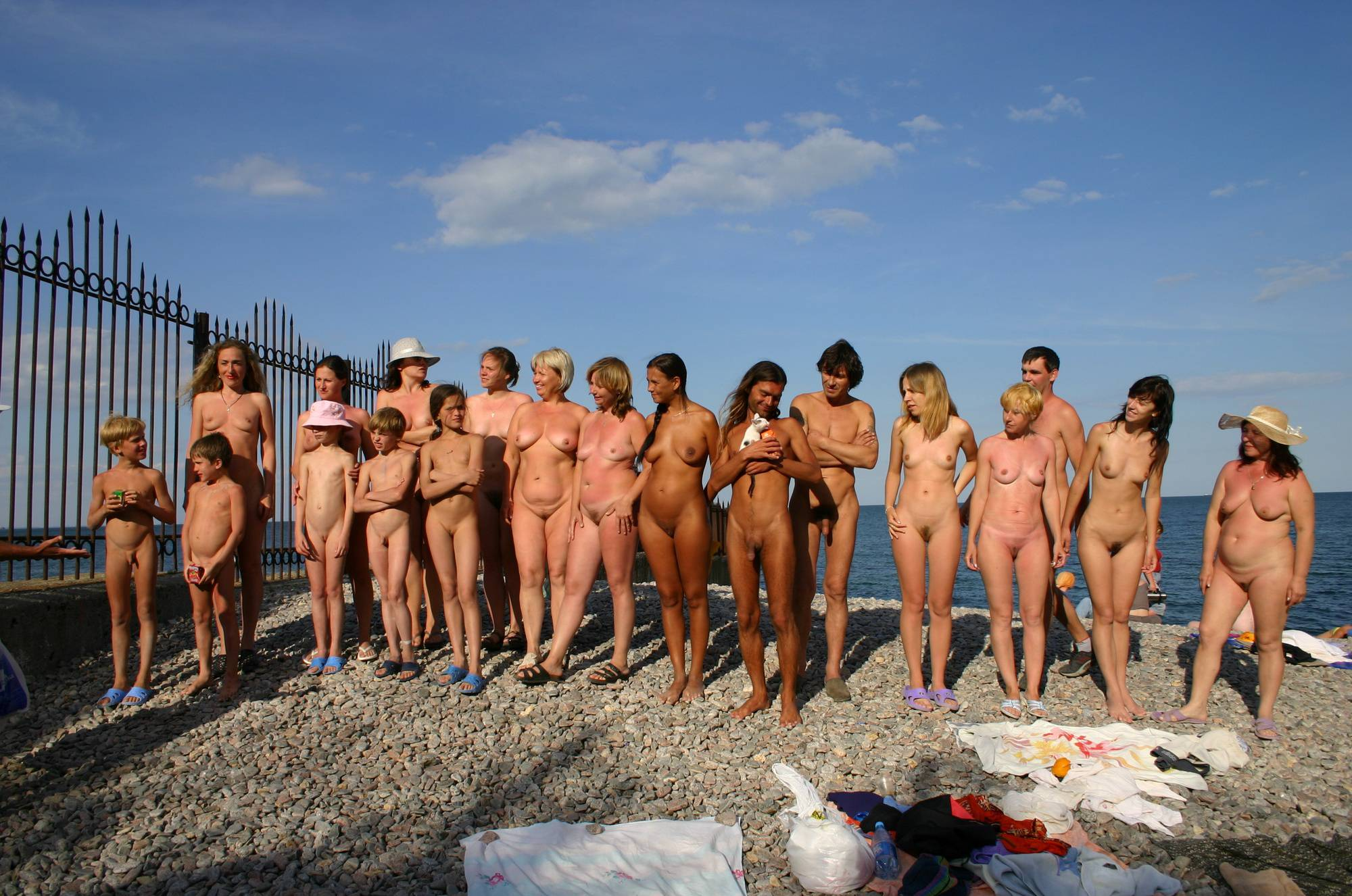 Presents by Naturist Wall - 2