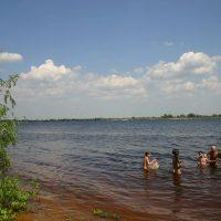Kiev Water-Front Bathing