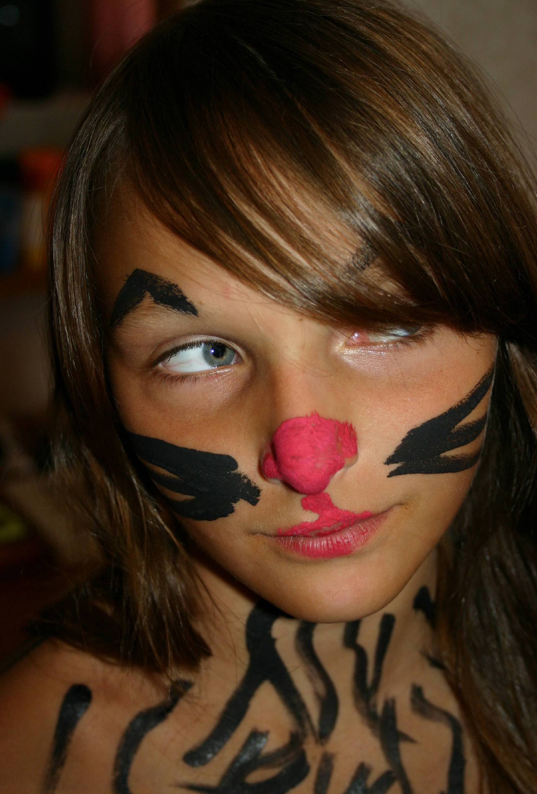 Nude Tiger Paint and Colors - 2