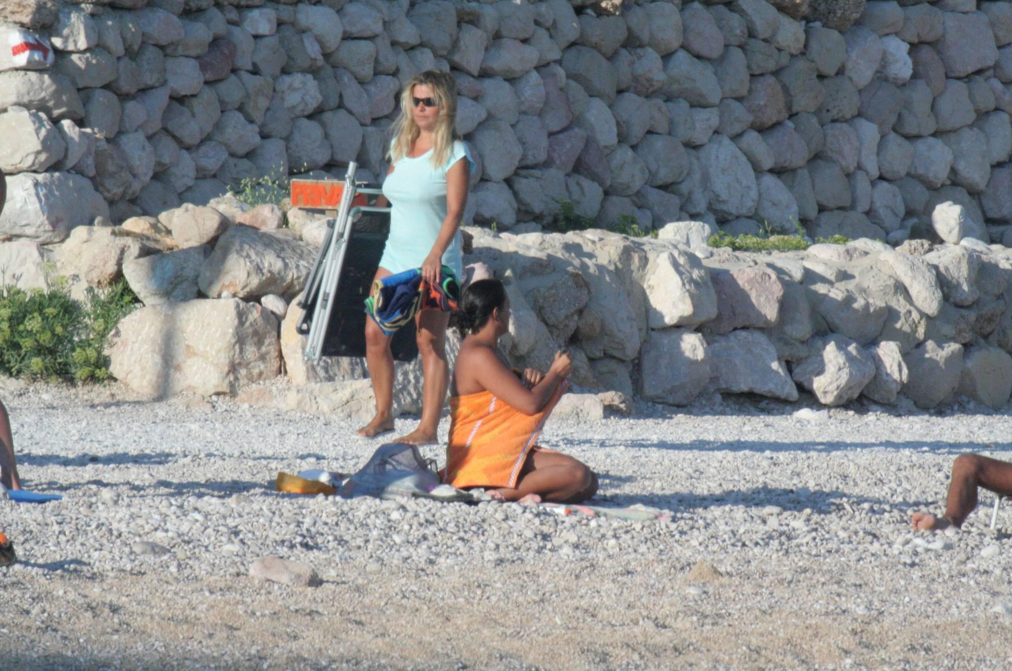 Nudist Pictures Croatian Baska Beach - 2