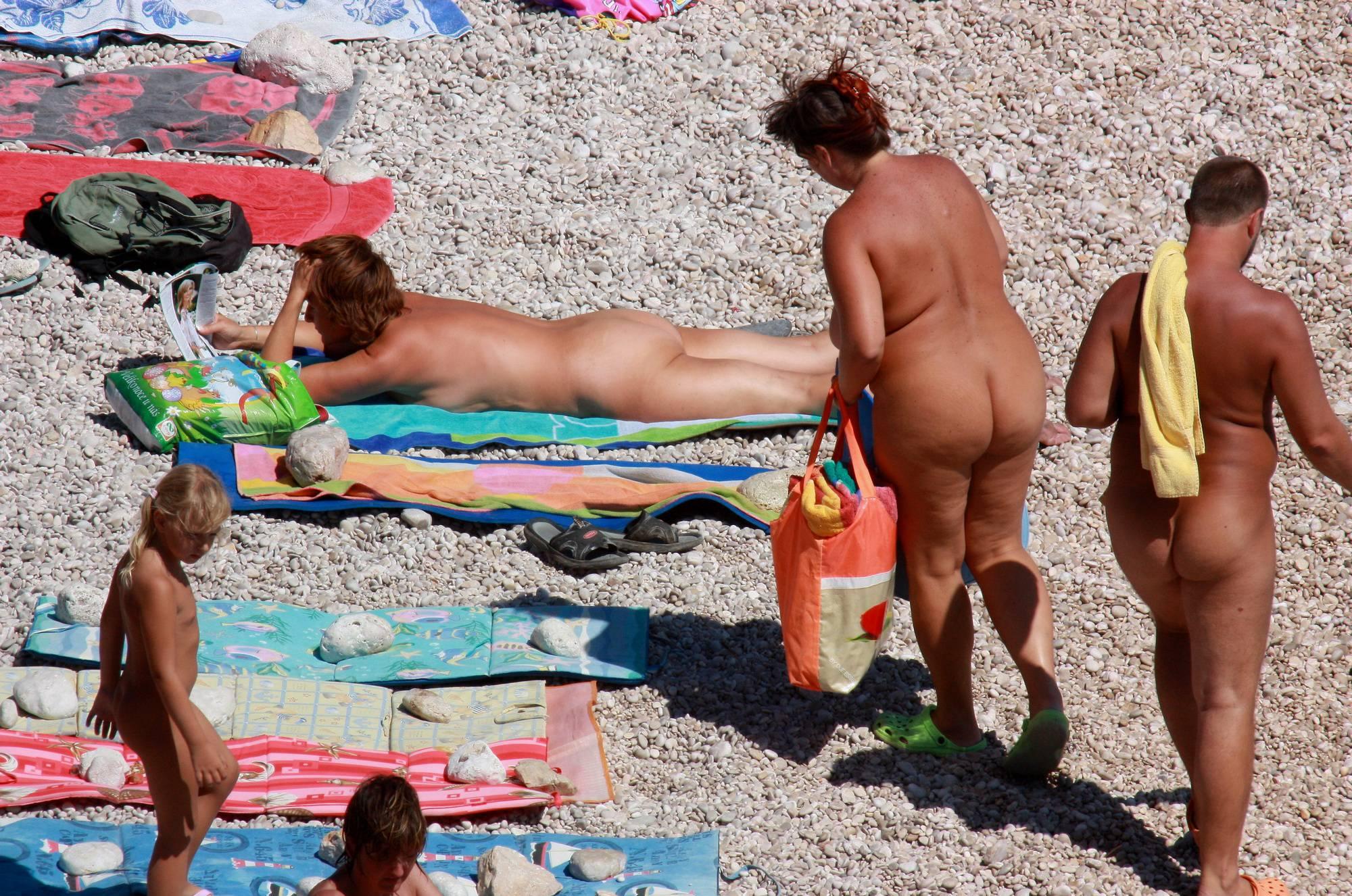 Follow Nude Beach Family - 2