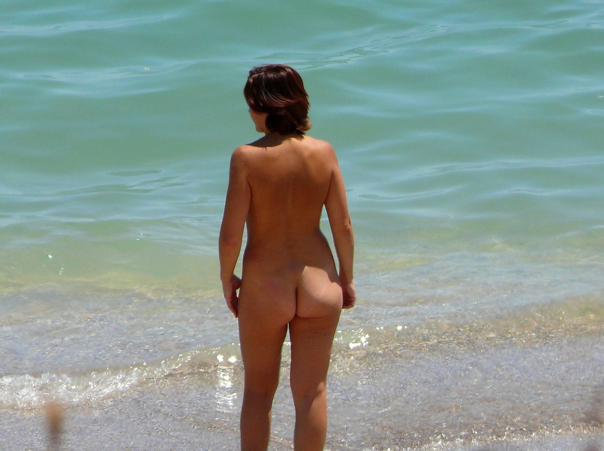 Romanian Beach Waters - 1