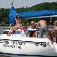 Seaworthy Piwot Yacht