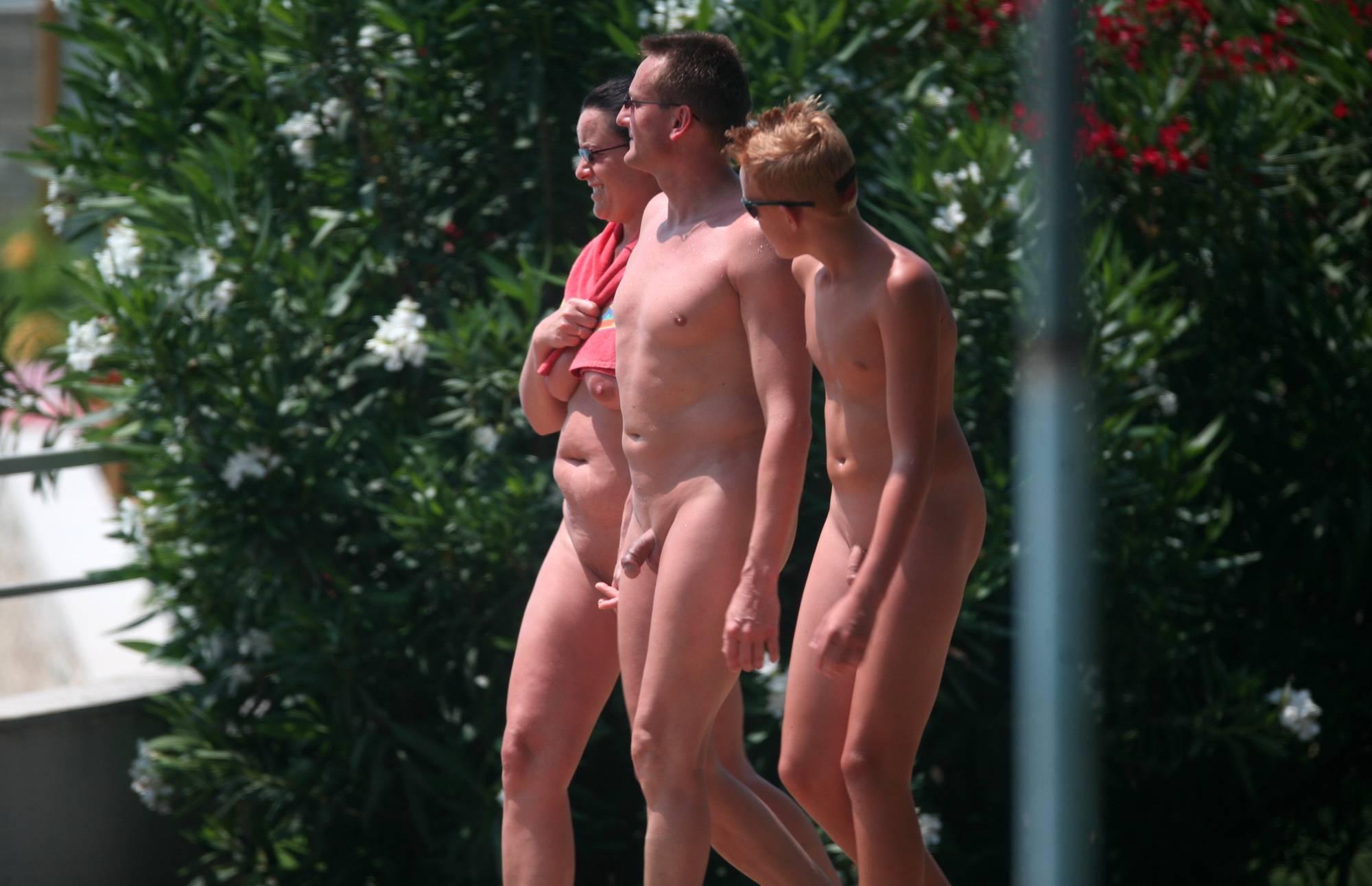Nudist Sunny Day Friends - 1