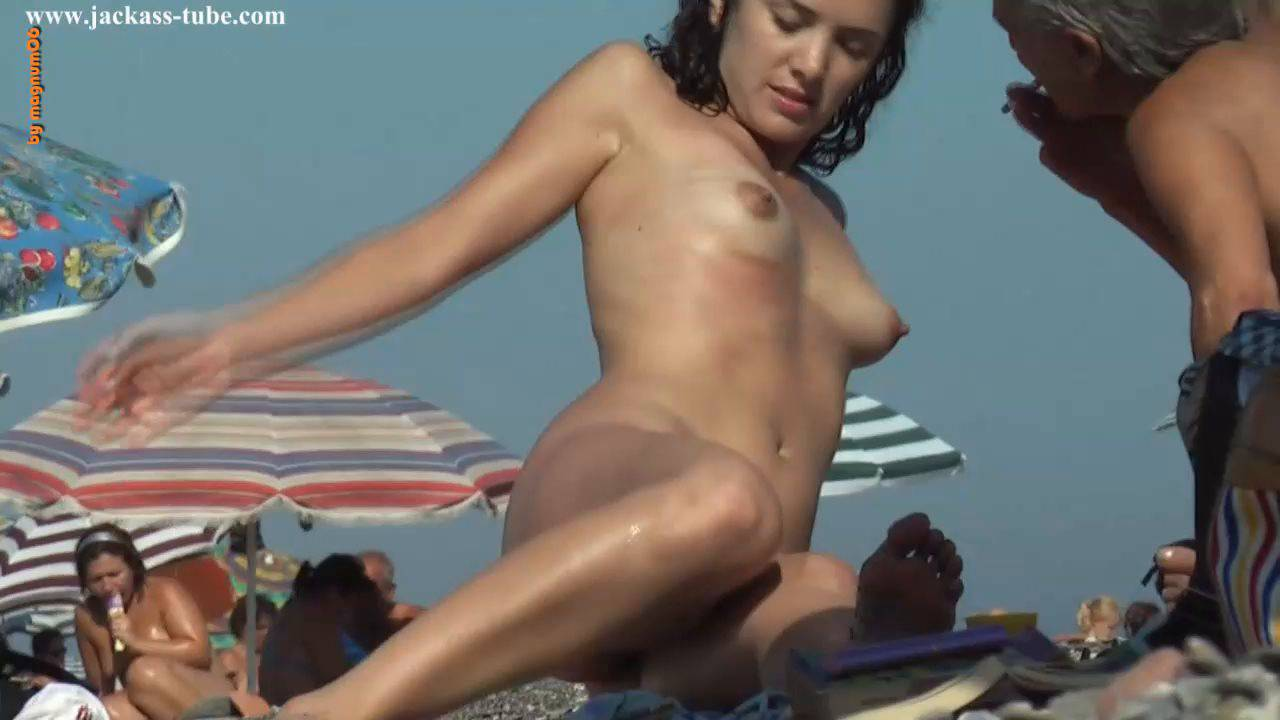 Jackass Nude Beach HD-7 - 1