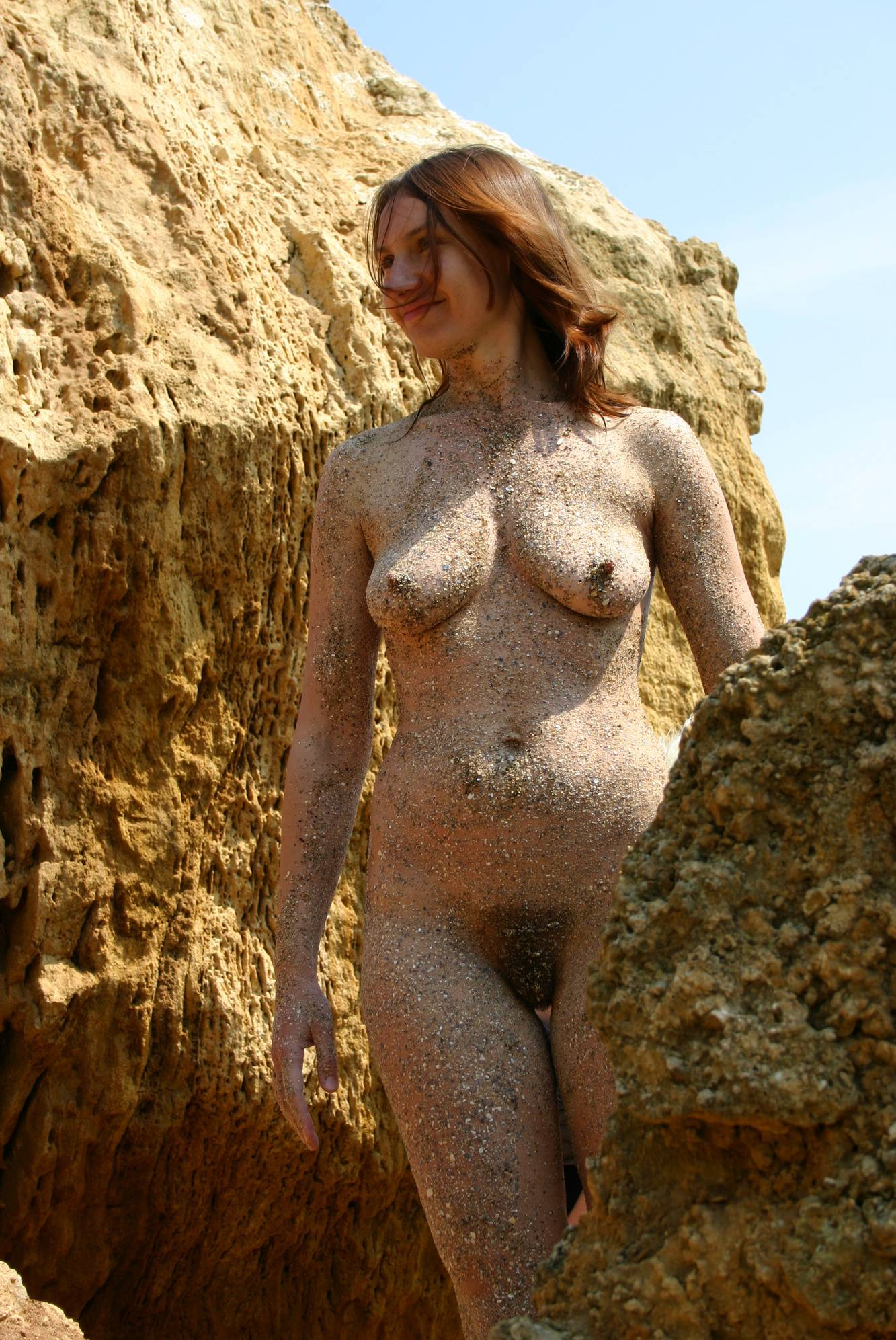 Nudist Photos Out of Hiding Here I Come - 2
