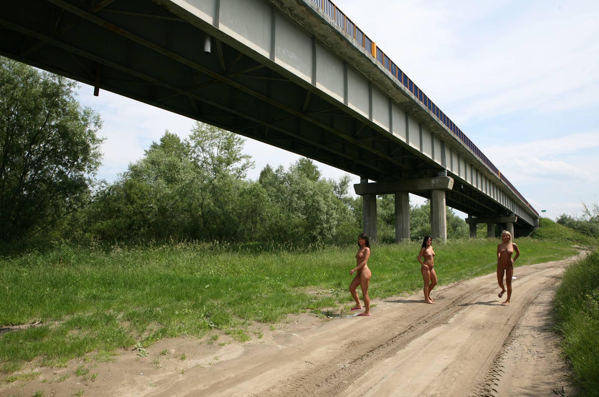Nudist Pics Park Under The Bridge - 1